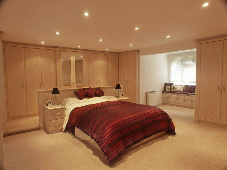 Custom Made Designer Bedroom