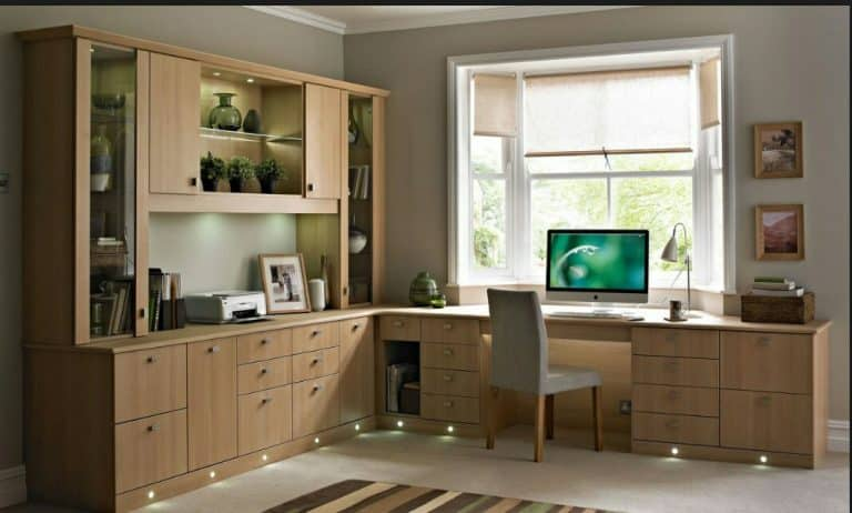 Custom Interiors Home Offices