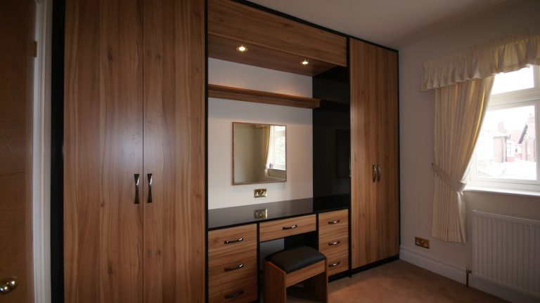Fitted Wardrobes in Newcastle